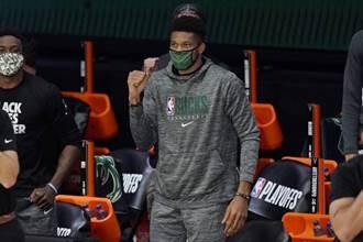 NBA》字母哥與球隊老闆吃飯 公鹿願花錢補強陣容