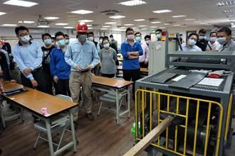 中市府為企業職安把脈 申請臨廠輔導增多