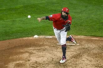 MLB》挑釁印地安人打者 雙城投手禁賽罰款