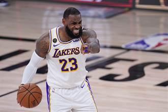 NBA》連續16次入選年度最佳陣容 詹姆斯史上第一人