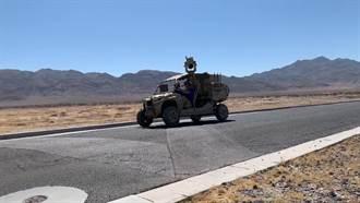 波音公司成功測試擊落無人機的雷射武器