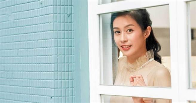 人生低潮的廖曉彤遇到恩師王勁松,老師一句話帶她走出低潮。(圖/張祐銘攝)