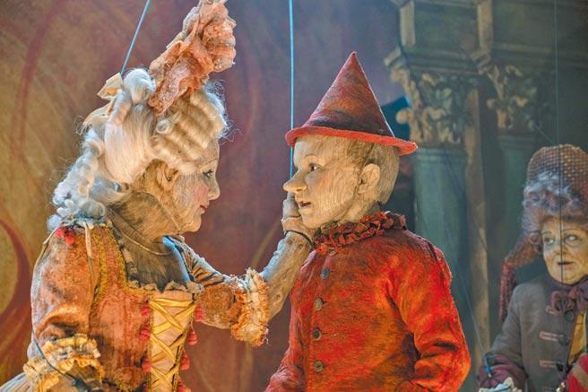 《皮諾丘的奇幻旅程》去年底在義大利飆出5.5億台幣的票房佳績。 (海鵬影業提供)