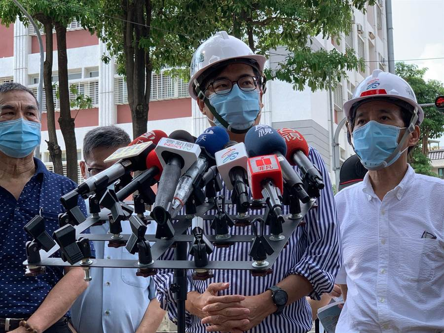 高雄市長陳其邁。(資料照,柯宗緯攝)