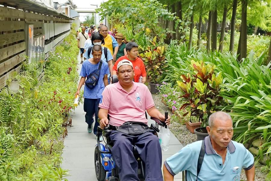 雲林推無障礙旅遊 身心障礙者也能趴趴走