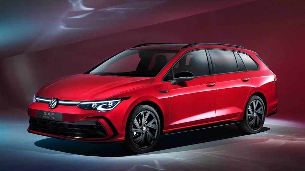 更多空間、但本質不變!第八代 Volkswagen GOLF Variant/Alltrack 全球首發