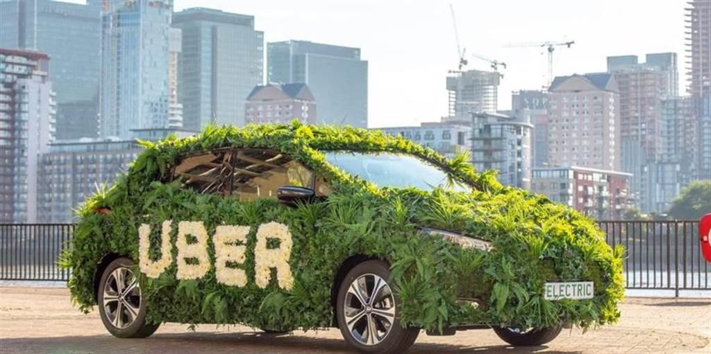 Uber 斥資 230 億元推動 EV 轉型:駕駛夥伴開電動車,每趟獎金再加碼