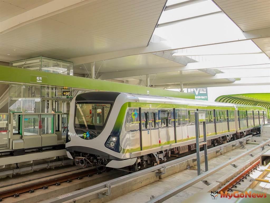 台中捷運綠線逃生規劃完整並經主管機關核可營運安全無虞