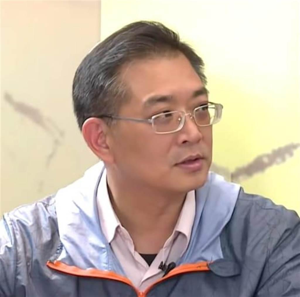 國民黨前組發會主委張雅屏。(取自張雅屏臉書)