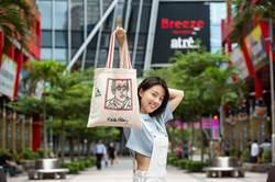 比利時包款Kipling攜手紐約街頭藝術家Keith Haring 推聯名包款