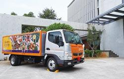5噸小貨車開放 業者按讚