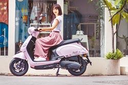 女力報到 低車身粉色系成新寵