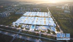 武漢逆境重生 建最大會展中心