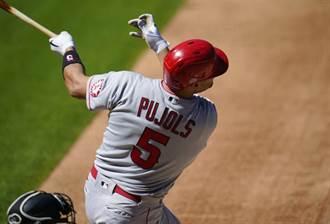 MLB》普侯斯660轟追平威利梅斯 並列史上第5
