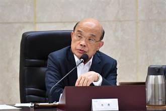藍團要求總統國情報告 蘇揆:尊重立院機制