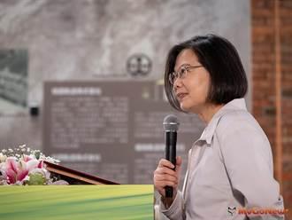 總統出席台南北外環道路新建工程上梁典禮