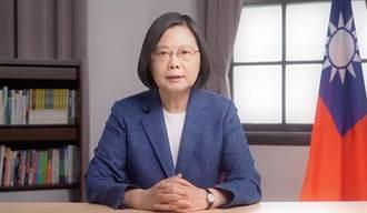 菅義偉當選自民黨總裁 蔡英文祝賀
