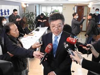 國民黨前代理主席林榮德證實 將出席海峽論壇