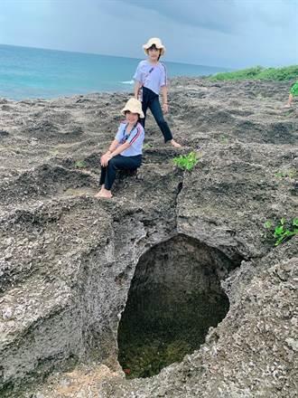 左左右右小琉球跟蹤大海龜 升國一住校初體驗分開睡