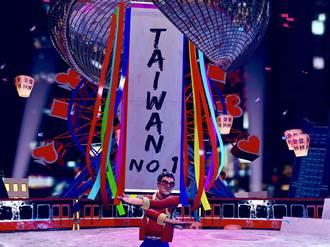 踏入電影世界 成為台灣登月第一人