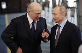 俄羅斯總統普丁接見白羅斯總統盧卡申科 並提供15億美元貸款