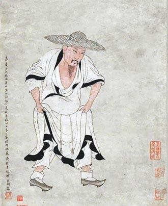 蘇軾書畫展 現千古風流人物