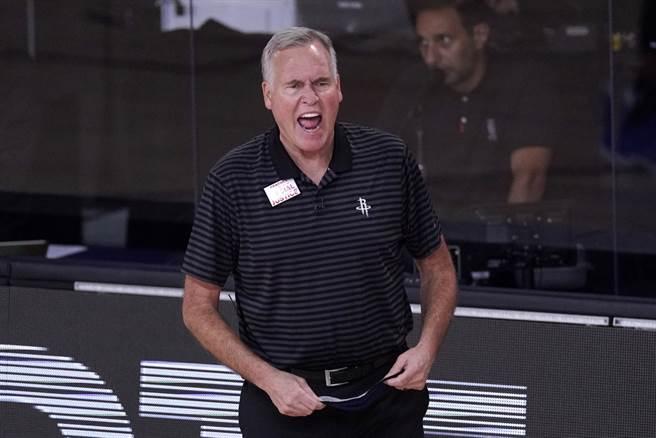 沒想到丹托尼的下一份工作,竟是成為籃網總教練納許的助教。(美聯社)