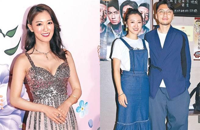 張寶兒和男友袁偉豪交往3年感情穩定。(圖/翻攝自東網)