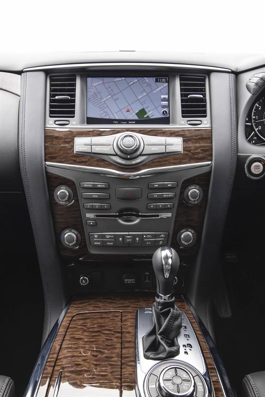 右駕規格姍姍來遲,Nissan Patrol 小改款進軍非洲市場