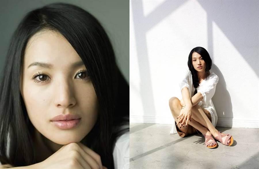 36歲日本女星蘆名星猝死家中。(圖/翻攝自蘆名星官網)