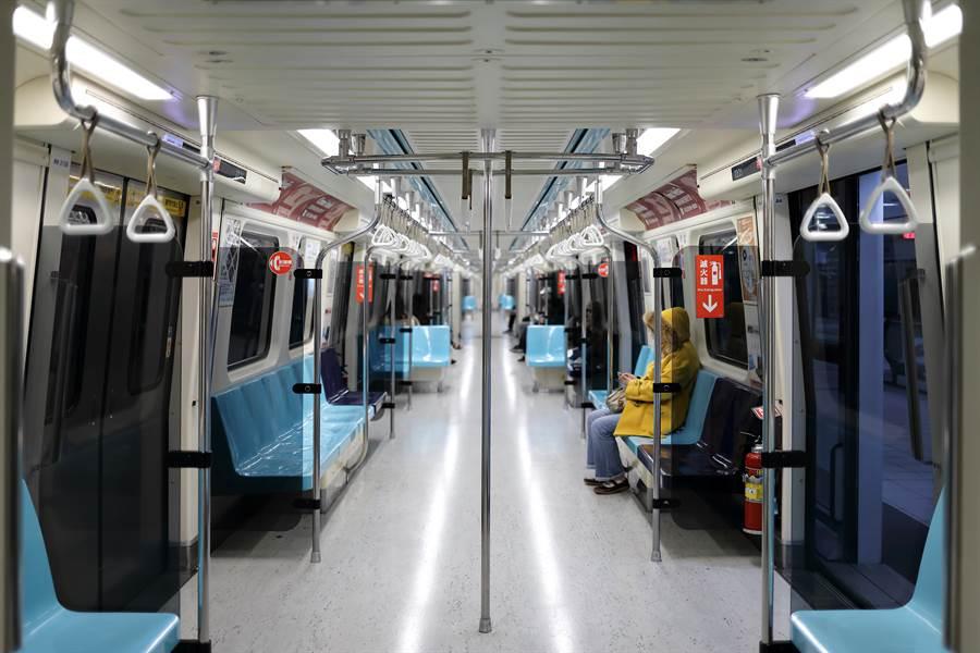 捷運空位很多卻沒人坐 通勤族吐心聲:浪費力氣(示意圖/達志影像)