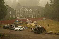 美西嚴重野火 民主黨認為是全球氣候異變