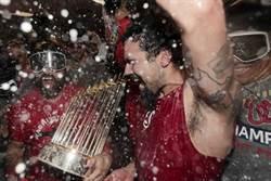 MLB》香檳啤酒掰了 大聯盟禁止球隊慶功趴