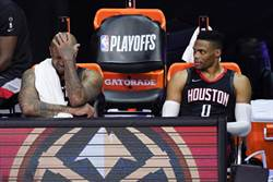 NBA》火箭兵敗檢討 外界建議賣掉韋斯布魯克