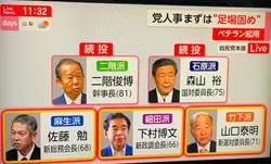 菅義偉將組穩定內閣  屬意厚勞相接任官房長官
