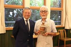 79歲宮崎駿露面領川喜多獎  奧斯卡博物館開館首發「宮崎駿展」