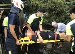 國小驚見6米深大洞 學童打掃意外掉落 送醫搶救