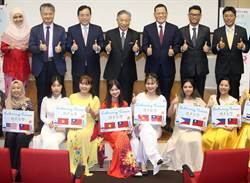 台灣防疫成就 登上菲越泰印電視黃金時段