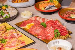 台北人氣燒肉鍋物餐廳周年慶 和牛、伊比利豬吃到飽還送牛肉禮盒