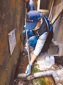 三高三流五到 年揪19件水汙染