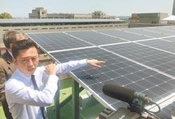 竹市屋頂光電績優 年賺816萬元