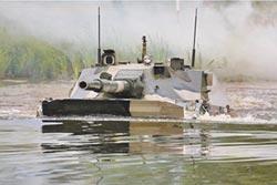 陸15式坦克小而巧 印急購新裝甲