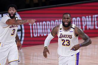NBA》湖人晉級西決 一眉哥:預料中的事
