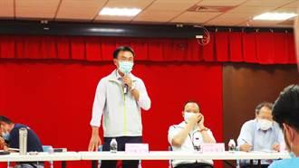 陳吉仲彰化開養豬發展閉門會議 農民抗議懇請收回成命