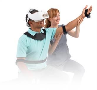 《通信網路》宏達電VR有「醫」思 中風患者復健不孤獨