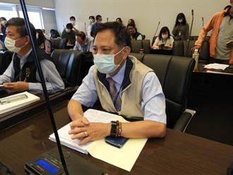 政風處長出席市議會程序委員會 黃國榮:未宣誓視同未就職