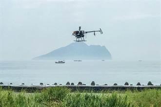 工研院與田屋科技打造酬載5公斤無人機成功展演