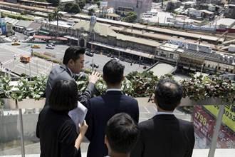 新竹大車站獲政院編列5.5億  翻轉百年城市風貌正式啟動