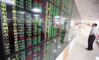 台積聯電當家 台股漲57點登高12845