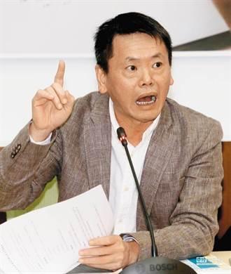 批綠選後棄香港 藍委籲修港澳條例